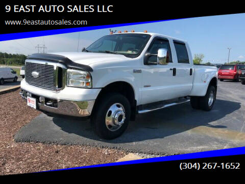 2006 Ford F-350 Super Duty for sale at 9 EAST AUTO SALES LLC in Martinsburg WV