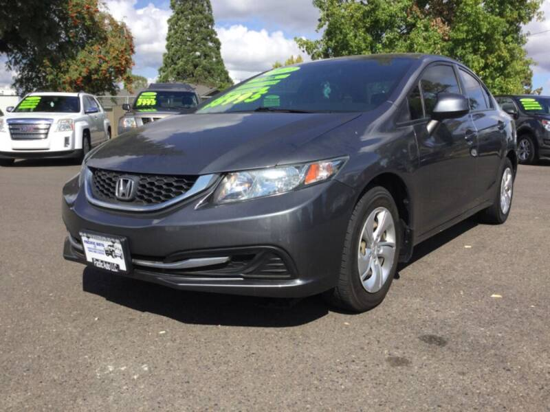 2013 Honda Civic for sale at Pacific Auto LLC in Woodburn OR