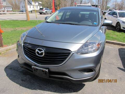 2013 Mazda CX-9 for sale at Mid - Way Auto Sales INC in Montgomery NY