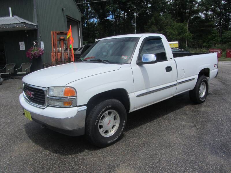 2002 GMC Sierra 1500 for sale at Jons Route 114 Auto Sales in New Boston NH