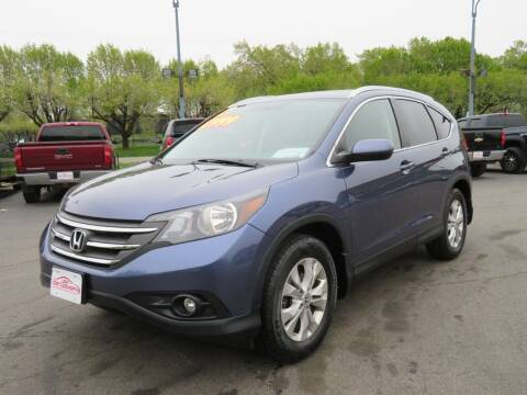 2013 Honda CR-V for sale at Low Cost Cars North in Whitehall OH
