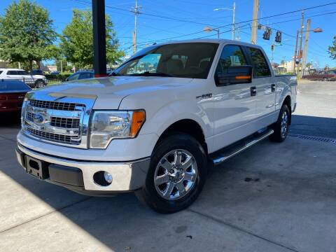 2014 Ford F-150 for sale at Michael's Imports in Tallahassee FL