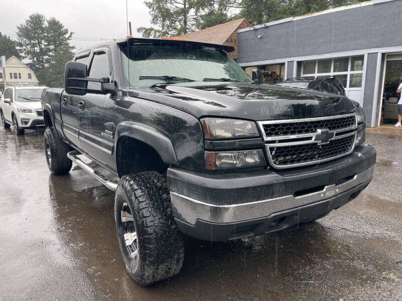 2006 Chevrolet Silverado 2500HD for sale at Choice Motor Car in Plainville CT