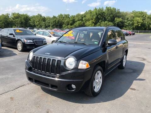 2010 Jeep Compass for sale at CARS PLUS CREDIT in Independence MO
