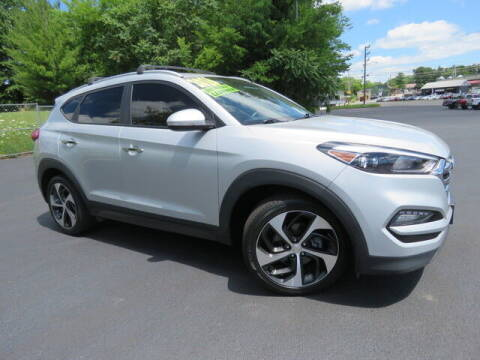 2016 Hyundai Tucson for sale at Williams Auto Sales, LLC in Cookeville TN