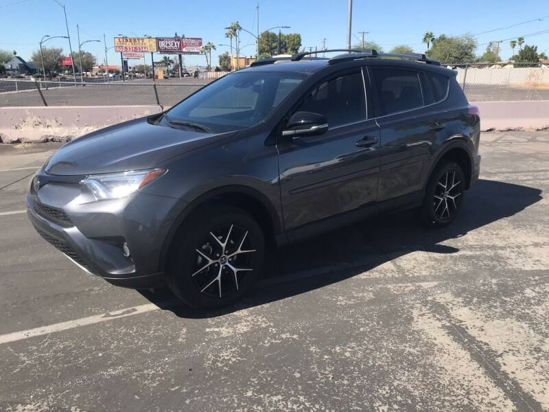 2018 Toyota RAV4 for sale at Arrowhead Auto Sales in Phoenix AZ