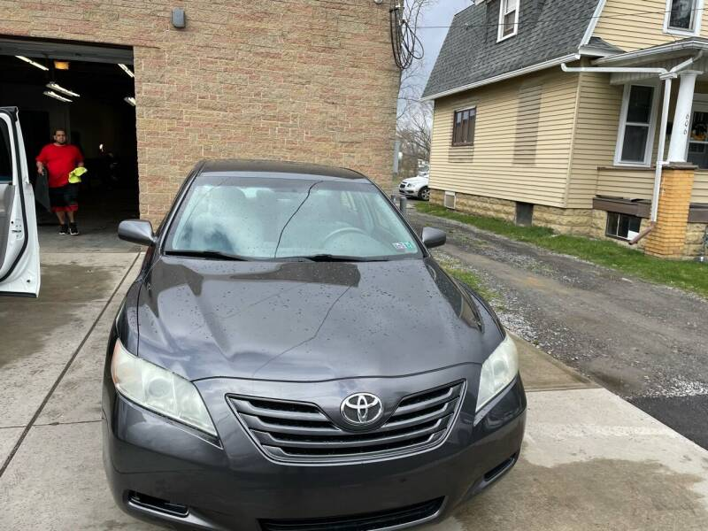 2009 Toyota Camry for sale at Stan's Auto Sales Inc in New Castle PA
