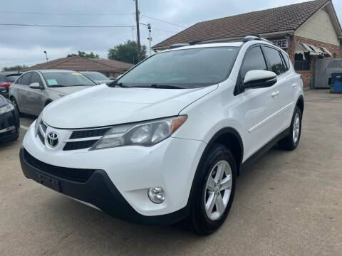 2013 Toyota RAV4 for sale at CityWide Motors in Garland TX