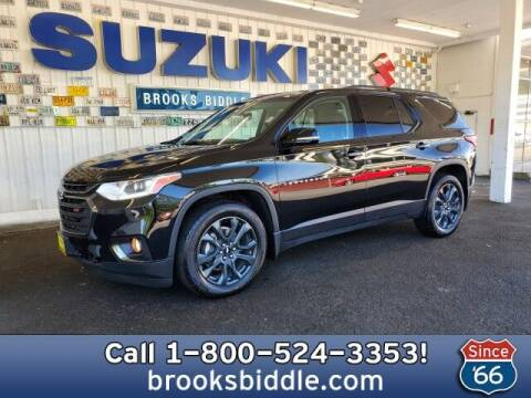 2019 Chevrolet Traverse for sale at BROOKS BIDDLE AUTOMOTIVE in Bothell WA
