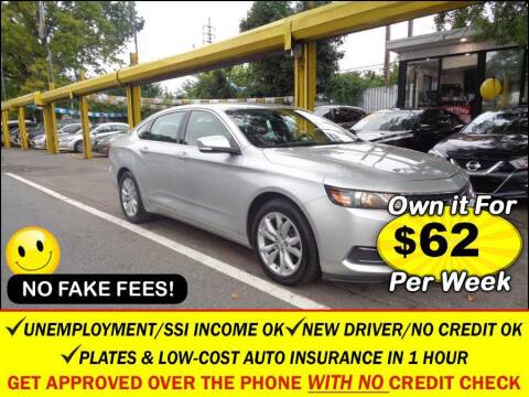 2017 Chevrolet Impala for sale at AUTOFYND in Elmont NY