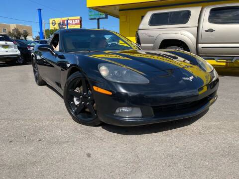 2006 Chevrolet Corvette for sale at New Wave Auto Brokers & Sales in Denver CO