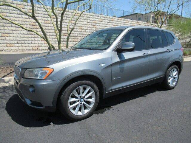 2013 BMW X3 for sale at AUTO HOUSE TEMPE in Tempe AZ