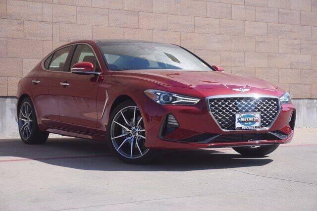 2020 Genesis G70 for sale in Mckinney, TX