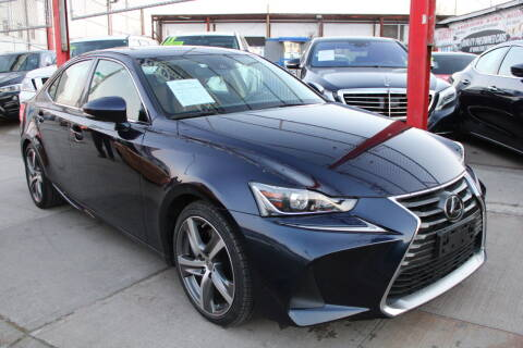2017 Lexus IS 300 for sale at LIBERTY AUTOLAND INC - LIBERTY AUTOLAND II INC in Queens Villiage NY