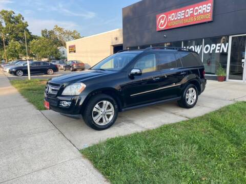 2009 Mercedes-Benz GL-Class for sale at HOUSE OF CARS CT in Meriden CT