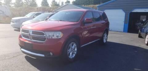 2011 Dodge Durango for sale at Elite Auto Brokers in Lenoir NC