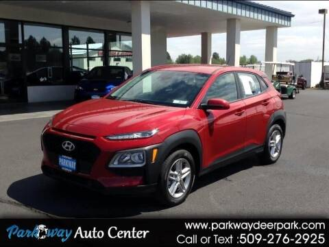 2019 Hyundai Kona for sale at PARKWAY AUTO CENTER AND RV in Deer Park WA