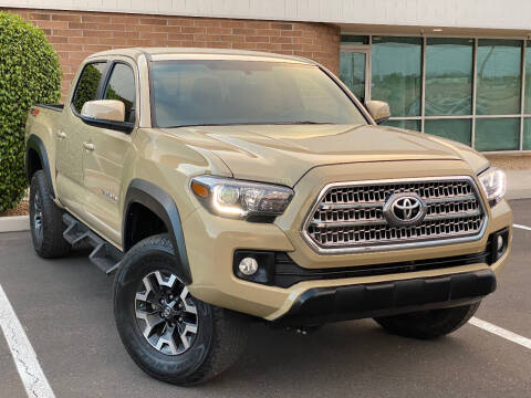 2017 Toyota Tacoma for sale at AKOI Motors in Tempe AZ