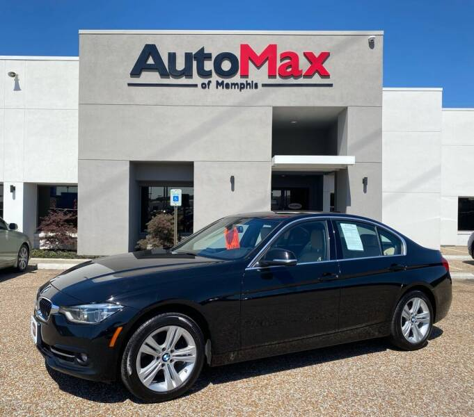 2018 BMW 3 Series for sale at AutoMax of Memphis in Memphis TN