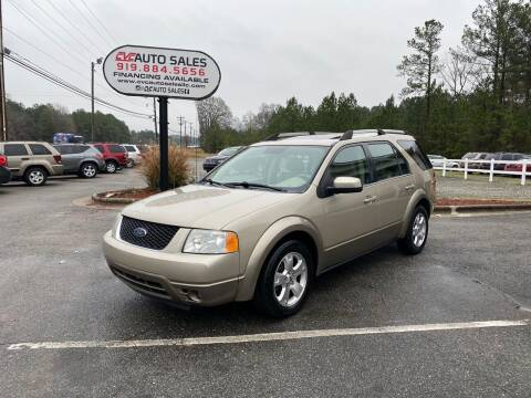 2005 Ford Freestyle for sale at CVC AUTO SALES in Durham NC