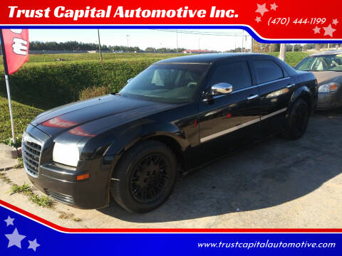 2006 Chrysler 300 for sale at Trust Capital Automotive Inc. in Covington GA