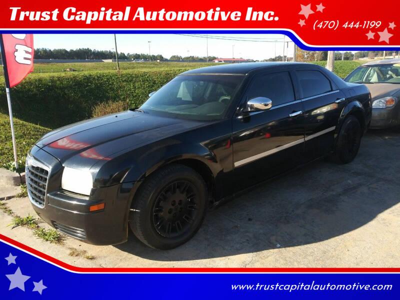 2006 Chrysler 300 for sale at Trust Capital Automotive Inc. in Covington GA