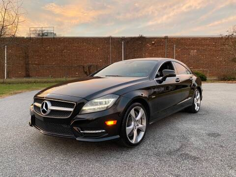 2012 Mercedes-Benz CLS for sale at RoadLink Auto Sales in Greensboro NC