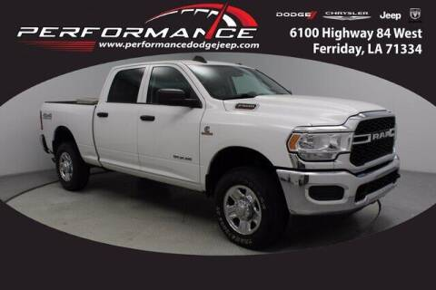 2019 RAM Ram Pickup 2500 for sale at Auto Group South - Performance Dodge Chrysler Jeep in Ferriday LA