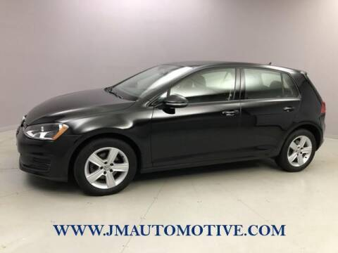 2017 Volkswagen Golf for sale at J & M Automotive in Naugatuck CT