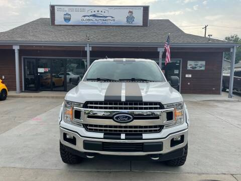 2020 Ford F-150 for sale at Global Automotive Imports in Denver CO