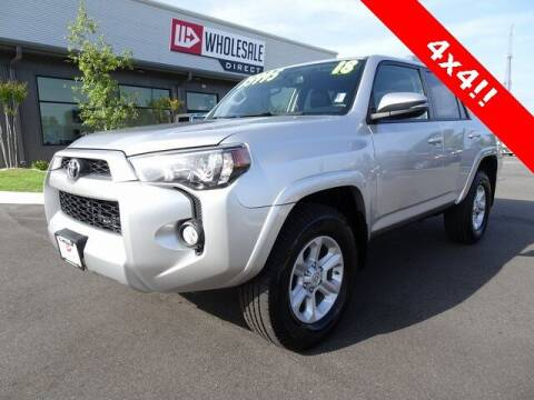 2018 Toyota 4Runner for sale at Wholesale Direct in Wilmington NC