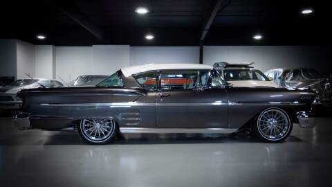 1958 Chevrolet Impala for sale at Jensen's Dealerships in Sioux City IA