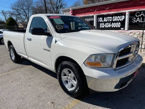 2009 Dodge Ram Pickup 1500 for sale at GOL Auto Group in Austin TX