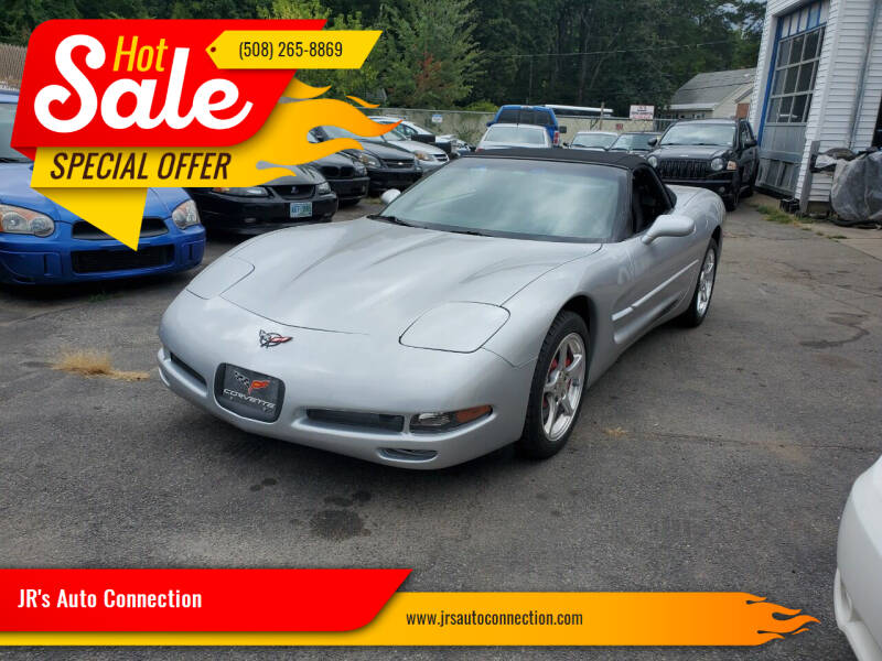 2000 Chevrolet Corvette for sale at JR's Auto Connection in Hudson NH