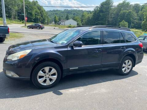 2010 Subaru Outback for sale at Edward's Motors in Scott Township PA