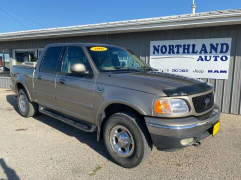 2001 Ford F-150 for sale at Northland Auto in Humboldt IA