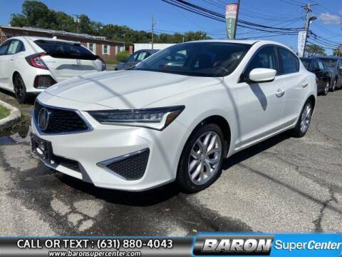 2019 Acura ILX for sale at Baron Super Center in Patchogue NY