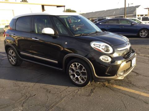 2014 FIAT 500L for sale at Beutler Auto Sales in Clearfield UT