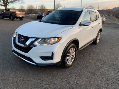 2020 Nissan Rogue for sale at Steve Johnson Auto World in West Jefferson NC