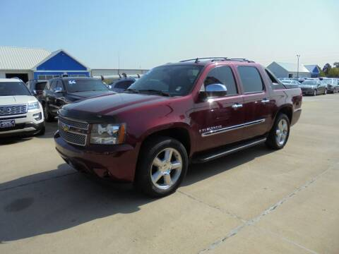 2008 Chevrolet Avalanche for sale at America Auto Inc in South Sioux City NE