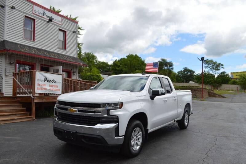 2020 Chevrolet Silverado 1500 for sale in Joliet, IL