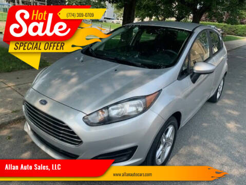 2019 Ford Fiesta for sale at Allan Auto Sales, LLC in Fall River MA