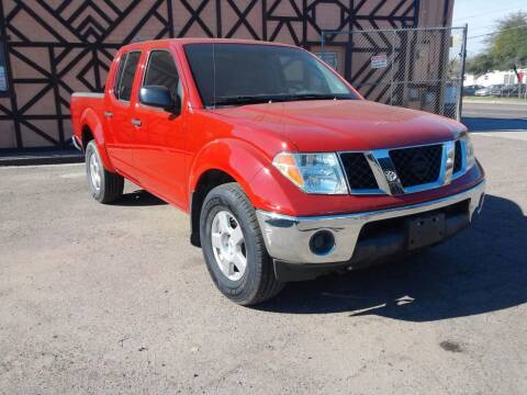 2008 Nissan Frontier for sale at Used Car Showcase in Phoenix AZ