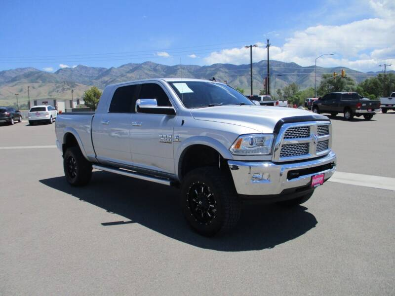 2017 RAM Ram Pickup 2500 for sale at West Motor Company in Hyde Park UT