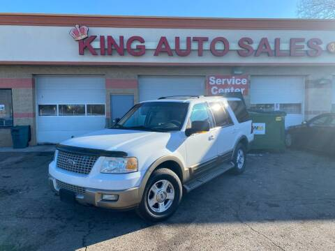 2003 Ford Expedition for sale at KING AUTO SALES  II in Detroit MI