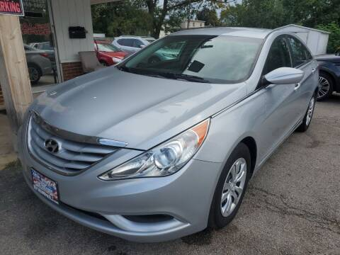 2011 Hyundai Sonata for sale at New Wheels in Glendale Heights IL