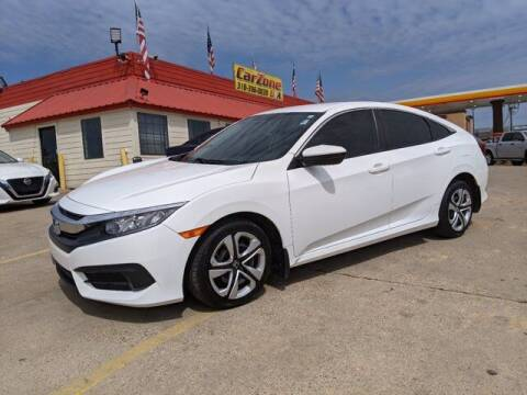 2018 Honda Civic for sale at CarZoneUSA in West Monroe LA