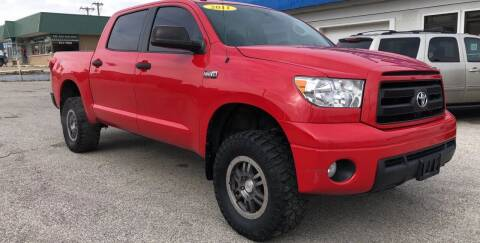 2011 Toyota Tundra for sale at Perrys Certified Auto Exchange in Washington IN