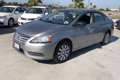 2014 Nissan Sentra for sale at Liberty Cars and Trucks in Phoenix AZ