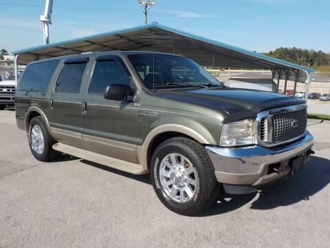 2001 Ford Excursion for sale at C & C MOTORS in Chattanooga TN